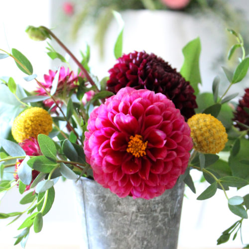 10 Easy Fall Floral Arrangement Ideas